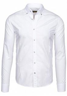 рубашки мужские белые фото