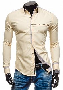 c3852ea8b70 Мужские рубашки стильные сорочки для мужчин – 315 моделей